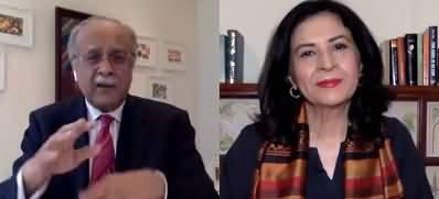 Najam Sethi Show (PTI Team Mein Hungami Tabdeeli) - 28th April 2020