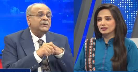 Najam Sethi Show (Public Get Ready For More Inflation) - 9th August 2021