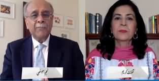 Najam Sethi Show (Shahbaz Sharif's Demand of New Elections) - 19th May 2020