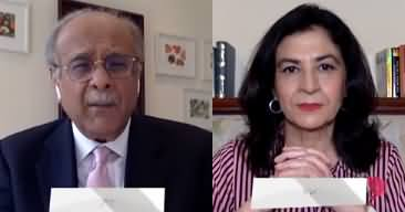 Najam Sethi Show (Shahid Mehmood Criticism on PPP) - 13th May 2020