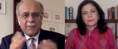 Najam Sethi Show (Traders Oppose Lockdown) - 14th April 2020