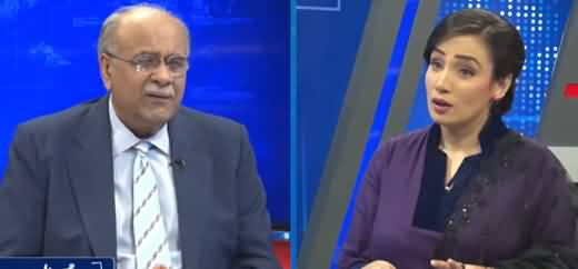 Najam Sethi Show (US Allied With Talban In Afghanistan, Nawaz Sharif Speech) - 30th August 2021