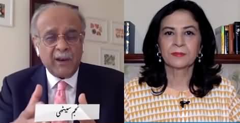 Najam Sethi Show (US VS China, New Cold War?) - 12th May 2020