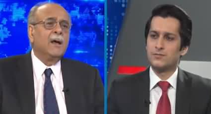 Najam Sethi Show (What Is New in This Amnesty Scheme) - 15th May 2019