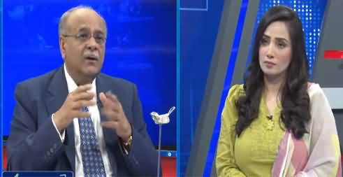 Najam Sethi Show (What's Reality Behind Relief To Sharif Family From UK? ) - 29th September 2021