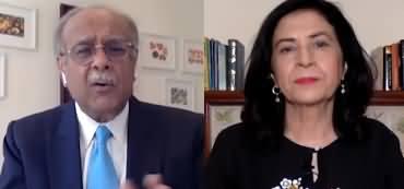 Najam Sethi Show (Why Imran Khan Sensitive About Media) - 4th May 2020