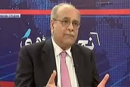 Najam Sethi Show (Why Imran Khan Targeting PMLN & PPP?) – 14th March 2019