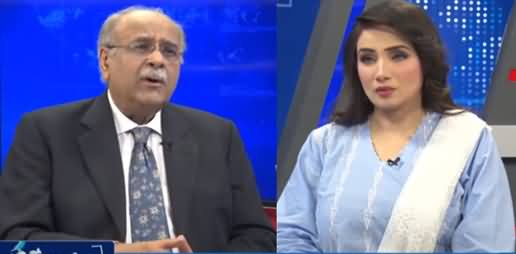 Najam Sethi Show (Why PTI Lost Cant Election?) - 13th September 2021