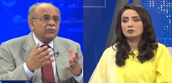 Najam Sethi Show (Will ICC Listen Pakistan l Ex Chairman PCB Inside Story) - 22nd September 2021
