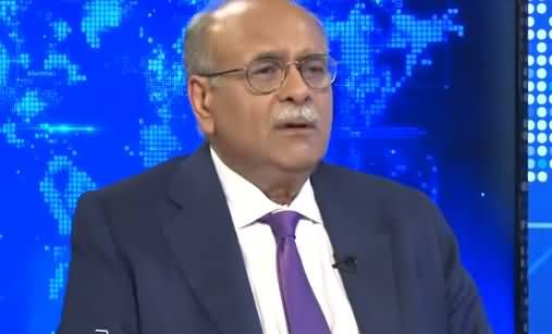 Najam Sethi Tells Inside Details About Rana Sanaullah's Arrest