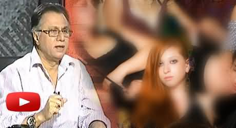 Nude Beaches and Sex Centers Should Be Allowed in Pakistan, It is Need of Society - Hassan Nisar