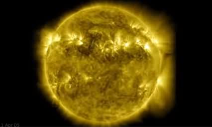 NASA Filmed the Sun For 10 Years... And This Is the Result