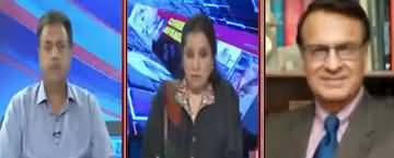 Naseem Zahra @ 8 (Fazlur Rehman Ke March Ka Aghaz) - 27th October 2019