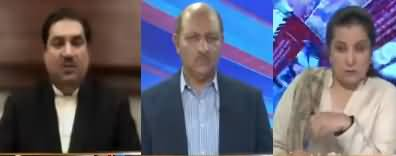 Naseem Zahra @ 8 (Nawaz Sharif's Health) - 26th October 2019