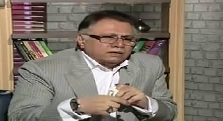 Nashai Pehlay Chizen Bechta Hai Phir Bheek Mangta Hai- Hassan Nisars Befitting Response on Mushahidullahs Statement