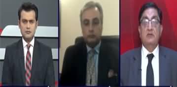 Nasim Zahra @ 8 (Nawaz Sharif in Trouble) - 9th September 2020
