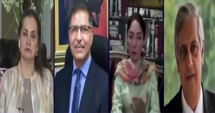 Nasim Zahra @ 8 (Shahbaz Sharif's Arrest) - 28th September 2020