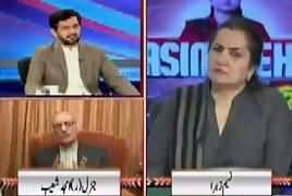 Nasim Zehra @ 8:00 (Afghan America Peace Talks) – 26th January 2019