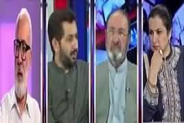 Nasim Zehra @ 8:00 (America Ka CPEC Per Sifarti Hamla) – 8th October 2017