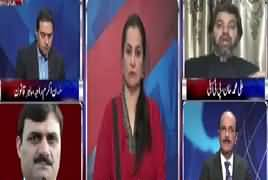 Nasim Zehra @ 8:00 (Ban on Social Media) – 18th March 2017
