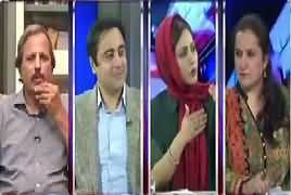 Nasim Zehra @ 8:00 (Ch. Nisar Differences With PMLN) – 18th August 2017
