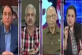 Nasim Zehra @ 8:00 (Civil Military Tension) – 14th October 2017