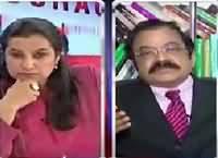 Nasim Zehra @ 8:00 (Daish in Pakistan, Why Govt Silent?) – 1st January 2016