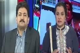 Nasim Zehra @ 8:00 (Dawn Leaks Hungama) – 29th April 2017