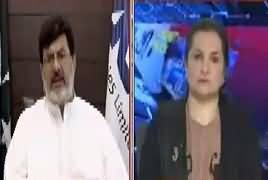 Nasim Zehra @ 8:00 (Discussion on Current Issues) – 10th March 2019