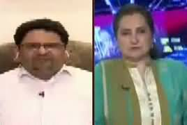 Nasim Zehra @ 8:00 (Dollar Ki Parwaz Kaise Ruke Gi?) – 5th April 2019
