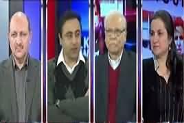 Nasim Zehra @ 8:00 (Faizabad Dharna) – 19th November 2017