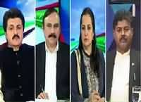 Nasim Zehra @ 8:00 (First Phase of LB Elections) – 31st October 2015
