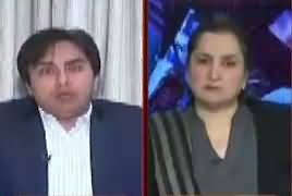 Nasim Zehra @ 8:00 (Govt Silent on Sahiwal Incident) – 16th February 2019
