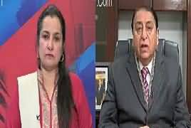 Nasim Zehra @ 8:00 (Hakumat Bokhlahat Ka Shikar) –27th January 2017