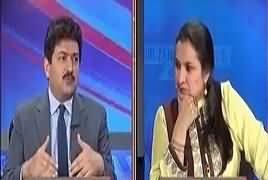 Nasim Zehra @ 8:00 (Hamid Mir Exclusive Interview) – 31st December 2017
