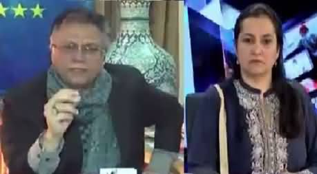 Nasim Zehra @ 8:00 (Hassan Nisar Exclusive Interview) – 17th January 2016