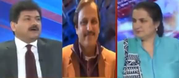 Nasim Zehra @ 8:00 (Is Media Independent in Pakistan?) – 28th July 2019