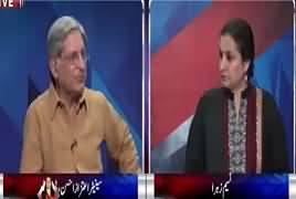 Nasim Zehra @ 8:00 (Is SC Soft Towards Nawaz Sharif) – 19th March 2017
