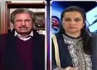 Nasim Zehra @ 8:00 (Kya Fauj Ko Aitmad Mein Lia Gya?) – 26th December 2015