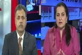Nasim Zehra @ 8:00 (Mardan Mein Mashal Khan Ka Qatal) – 14th April 2017