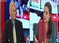 Nasim Zehra @ 8:00 (Nawaz Modi Dosti Khatam?) – 2nd January 2016