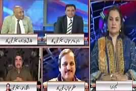 Nasim Zehra @ 8:00 (Nawaz Sharif Datt Gaye) – 19th May 2018