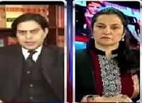 Nasim Zehra @ 8:00 (Pak India Relations) – 11th December 2015