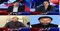 Nasim Zehra @ 8:00 (Panama Leaks, Imran Khan In Action) –10th April 2016
