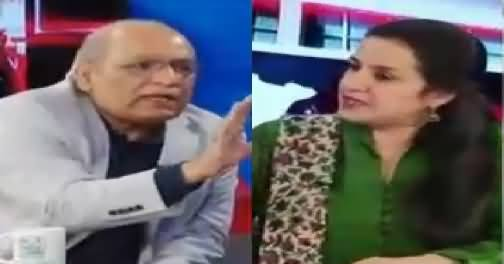 Nasim Zehra @ 8:00 (Panama Leaks Ka Tofaan) – 8th April 2016