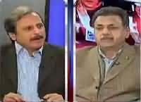 Nasim Zehra @ 8:00 (Pathankot Incident Tragedy) – 9th January 2016