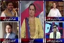 Nasim Zehra @ 8:00 (PMLN Vs Panama JIT) – 8th July 2017