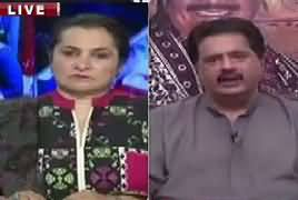Nasim Zehra @ 8:00 (Political Players of Karachi) – 4th February 2017