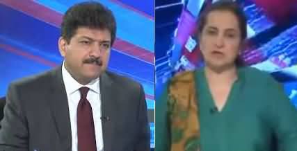 Nasim Zehra @ 8:00 (PTI Govt Performance of First Year) – 18th August 2019