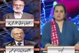 Nasim Zehra @ 8:00 (PTM Attack on Army Check Post) – 26th May 2019